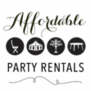 Affordable Party Rentals, Rockin' Robin DJs partner